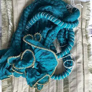 Mahgul Other - Gorgeous Pakistani designer dress W/ dupatta SZ M